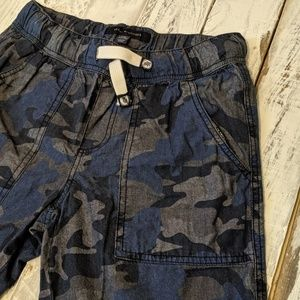 Tommy Hilfiger Camo Boys shorts